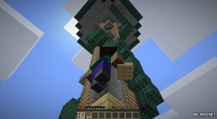 Tower Of The Wild mod for Minecraft (10)
