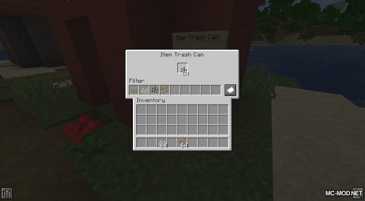 Trash Cans mod for Minecraft (6)