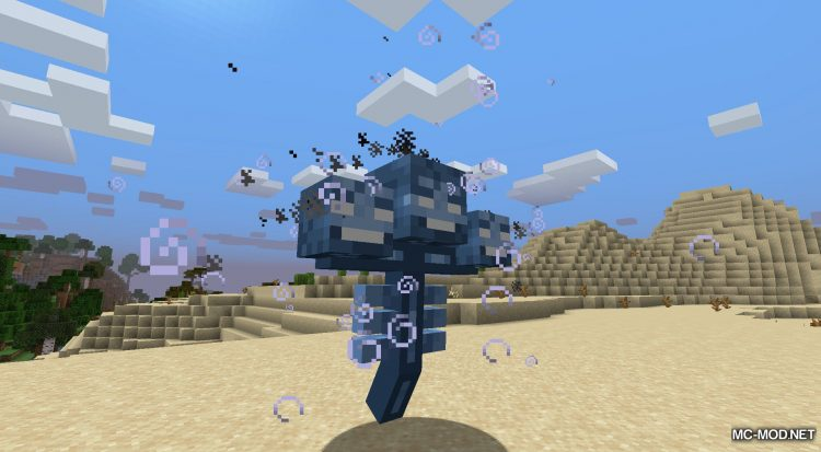 Wither Hoe Mod mod for Minecraft (2)
