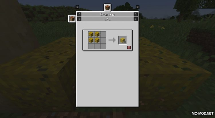 AC Hay Bales mod for Minecraft (11)
