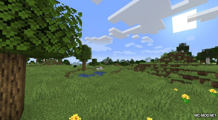 AC Hay Bales mod for Minecraft (2)