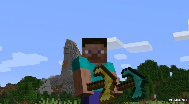 AdaPaxels mod for Minecraft (12)