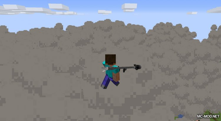 Atomic Explosion mod for Minecraft (11)
