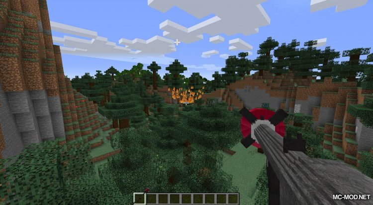 Atomic Explosion mod for Minecraft (4)