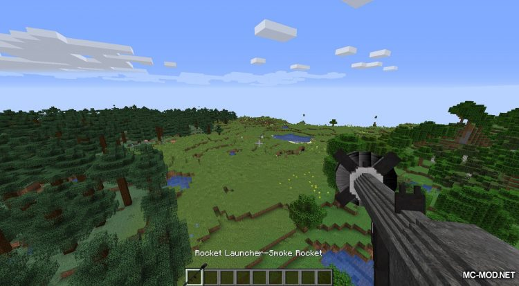 Atomic Explosion mod for Minecraft (8)