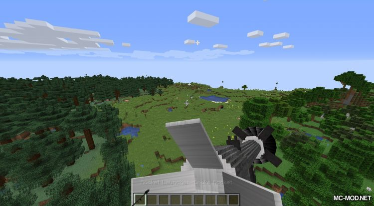 Atomic Explosion mod for Minecraft (9)
