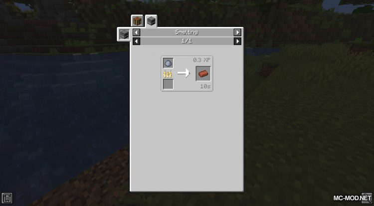 Better Clay mod for Minecraft (3)