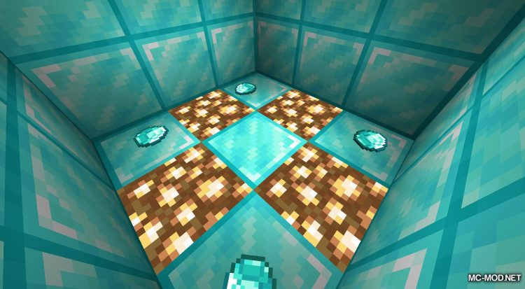 Better Dropped Items mod for Minecraft (10)