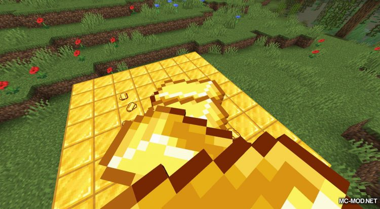 Better Dropped Items mod for Minecraft (8)