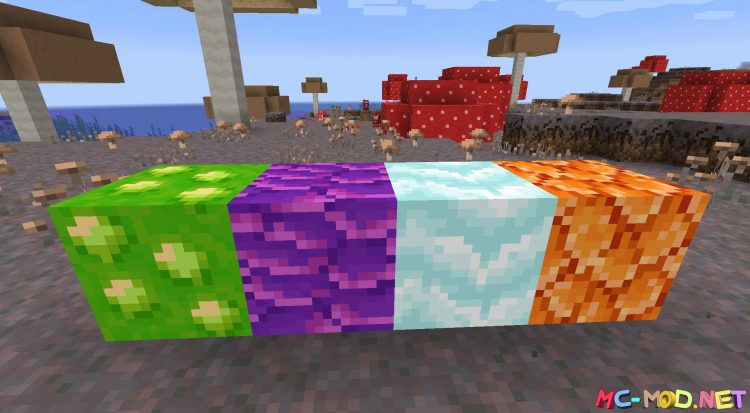 Biome Makeover mod for Minecraft (12)_compressed
