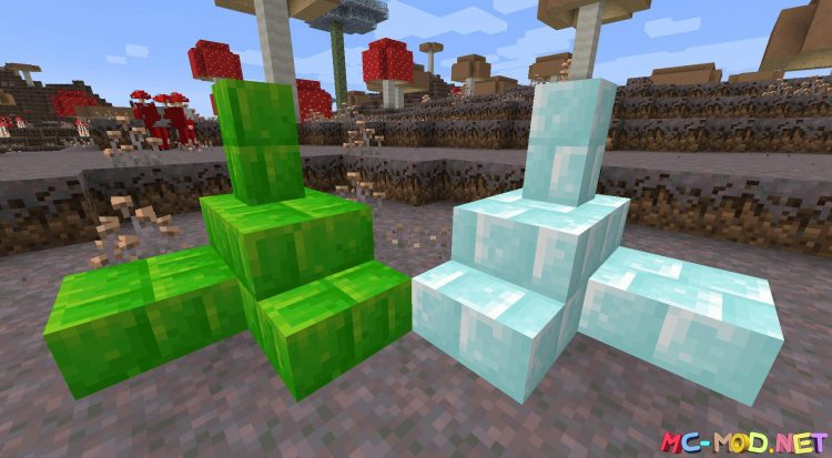 Biome Makeover mod for Minecraft (15)_compressed