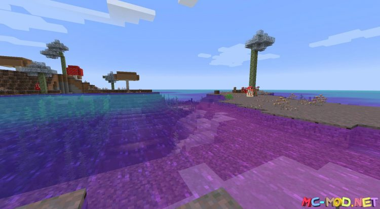 Biome Makeover mod for Minecraft (3)_compressed