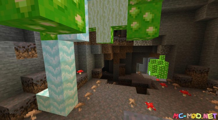 Biome Makeover mod for Minecraft (6)_compressed