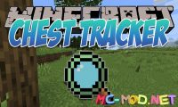 Chest Tracker mod for Minecraft logo_compressed