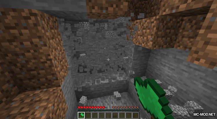 Easy Emerald Tools mod for Minecraft (18)