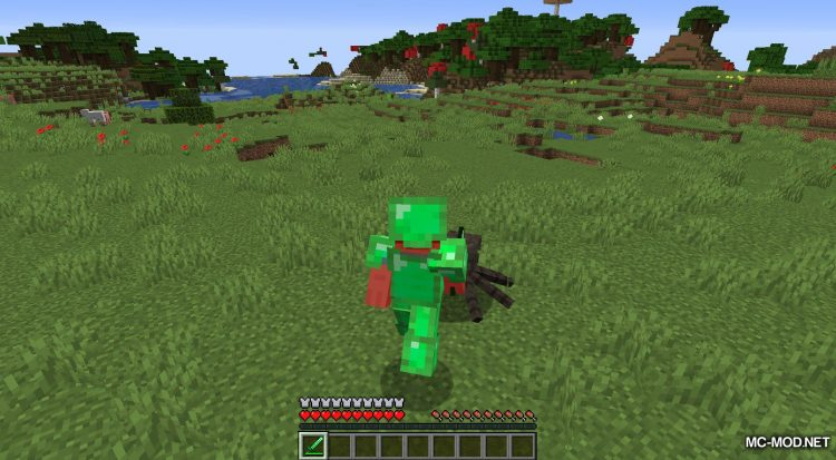 Easy Emerald Tools mod for Minecraft (7)