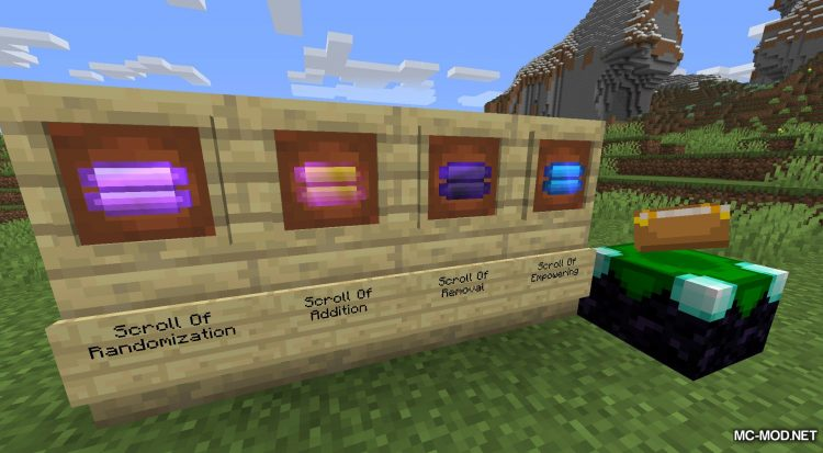 Enchantments Reloaded mod for Minecraft (5)