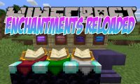 Enchantments Reloaded mod for Minecraft logo