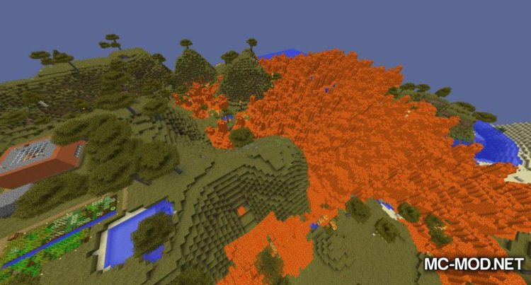 Lava Dynamics mod for Minecraft (11)
