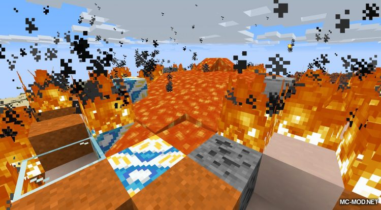 Lava Dynamics mod for Minecraft (9)