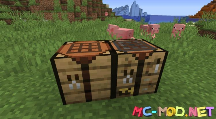 Low Tech Crafting mod for Minecraft (2)_compressed