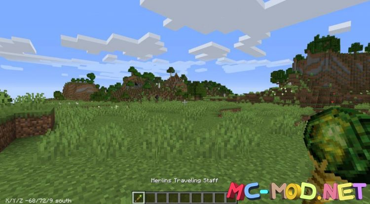 Merlin_s Forge mod for Minecraft (9)_compressed