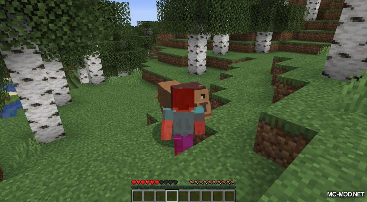 More Living Things mod for Minecraft (10)
