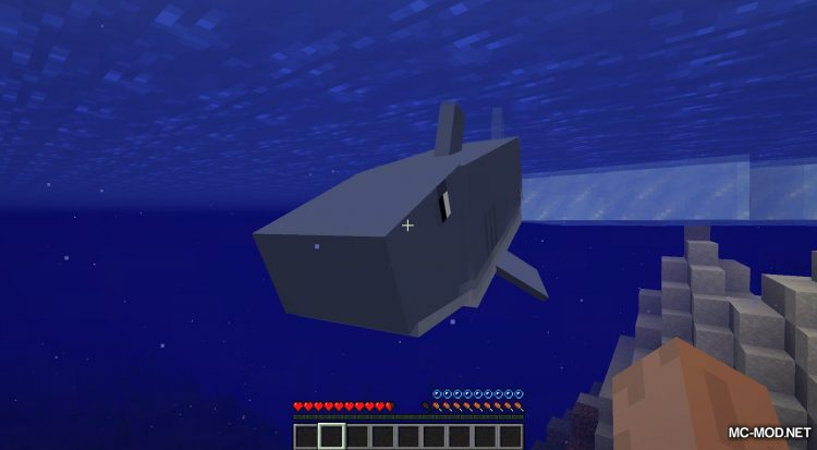 More Living Things mod for Minecraft (14)