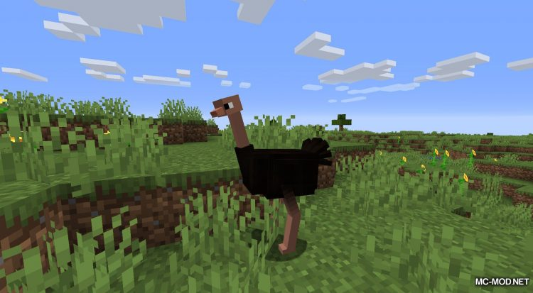 More Living Things mod for Minecraft (6)