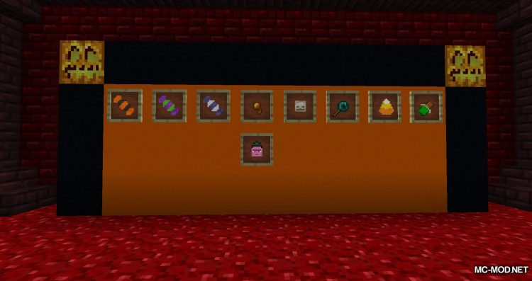 Never Enough Candy mod for Minecraft (13)