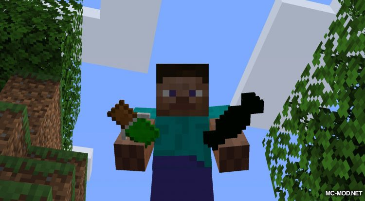 Never Enough Candy mod for Minecraft (2)