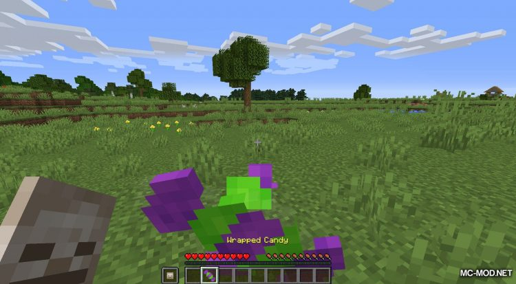 Never Enough Candy mod for Minecraft (8)