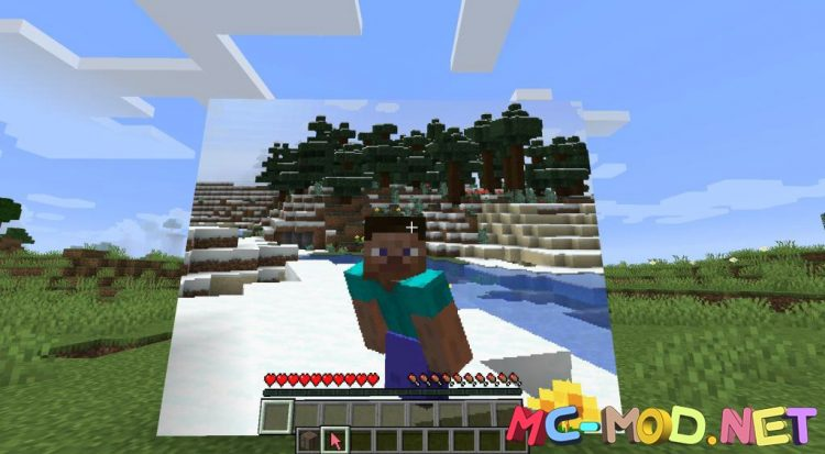 Project Inception mod for Minecraft (10)NEW