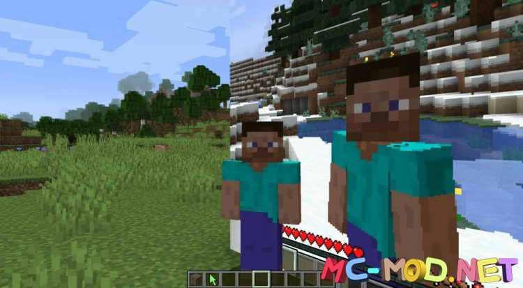 Project Inception mod for Minecraft (11)NEW