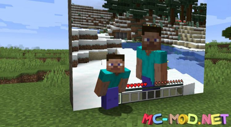 Project Inception mod for Minecraft (12)NEW