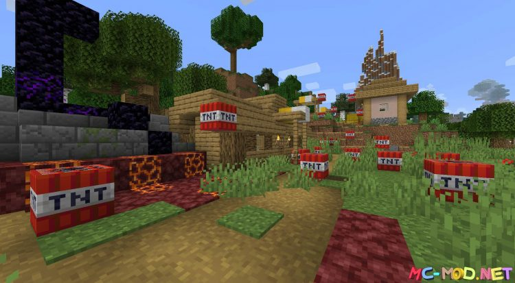 Punch 2 Prime mod for Minecraft (10)NEW