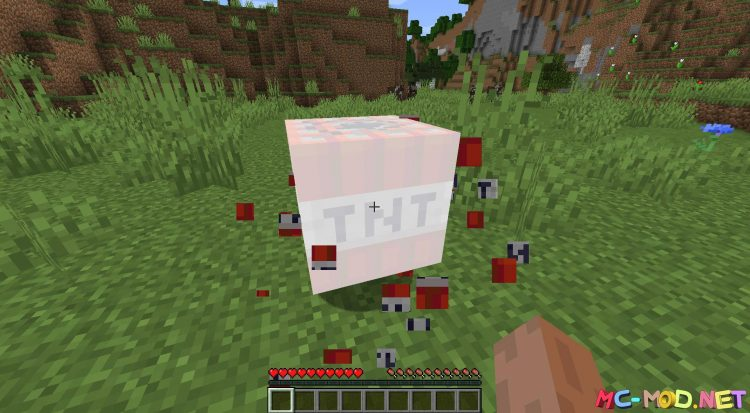 Punch 2 Prime mod for Minecraft (8)NEW