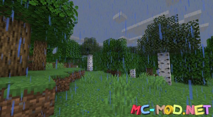 Rain Be Gone Ritual mod for Minecraft (3)NEW