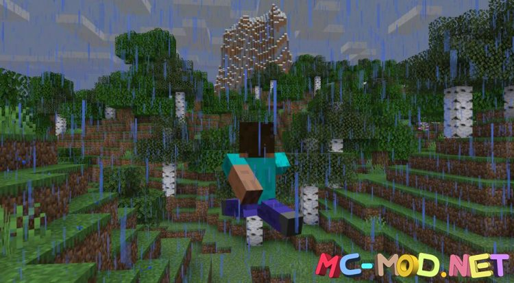 Rain Be Gone Ritual mod for Minecraft (4)NEW