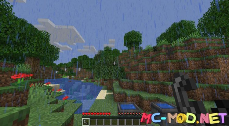 Rain Be Gone Ritual mod for Minecraft (9)NEW
