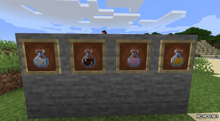 Realistic Bakery Product mod for Minecraft (12)