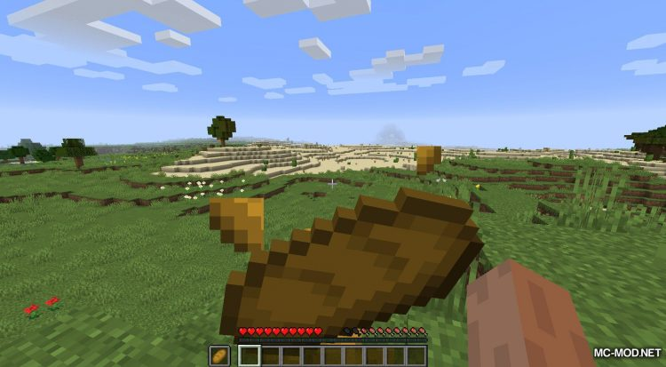 Realistic Bakery Product mod for Minecraft (4)