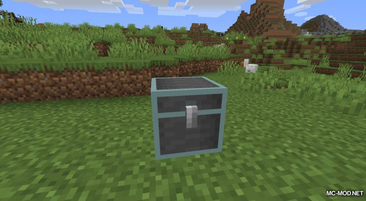 Repair Chests mod for Minecraft (3)