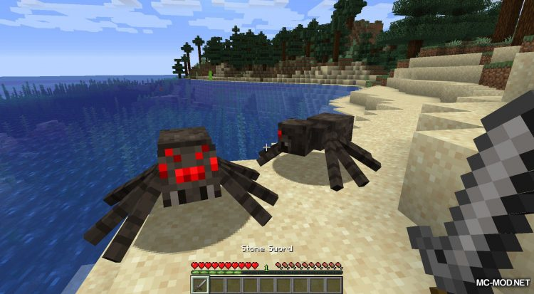 Simple Sweep mod for Minecraft (1)