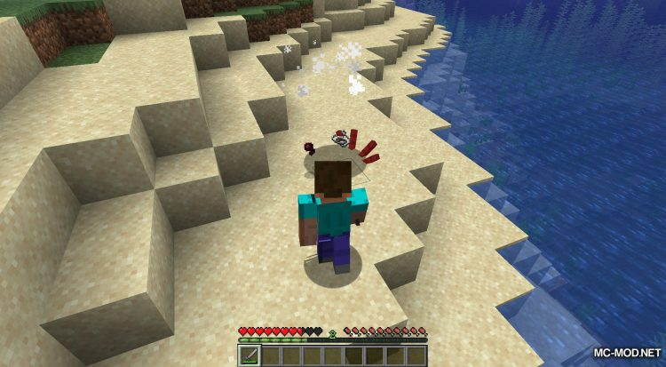 Simple Sweep mod for Minecraft (4)