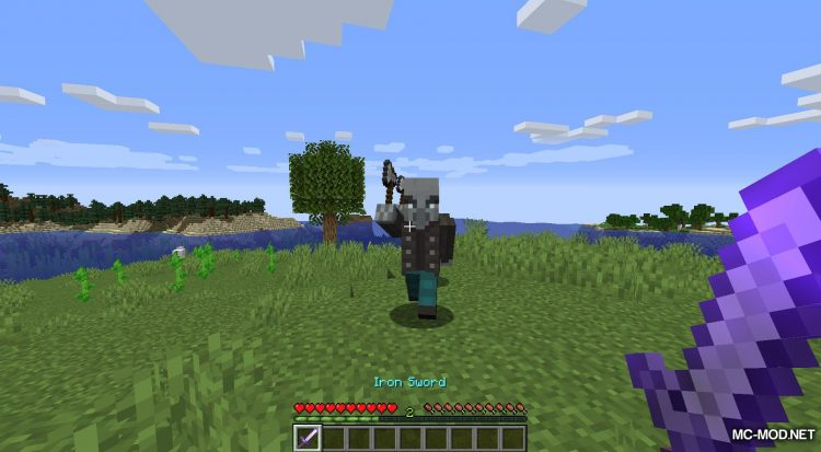 Simple Sweep mod for Minecraft (6)
