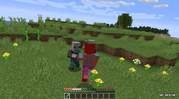 Simple Sweep mod for Minecraft (8)