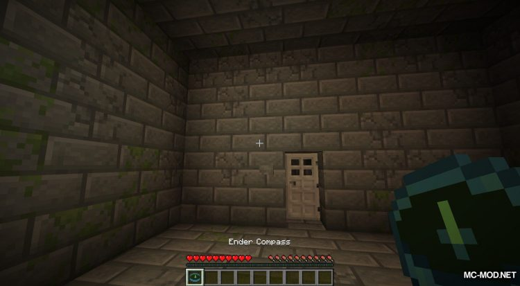 Stronghold Compass mod for Minecraft (11)