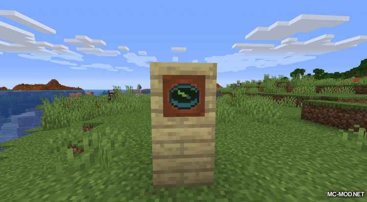 Stronghold Compass mod for Minecraft (13)