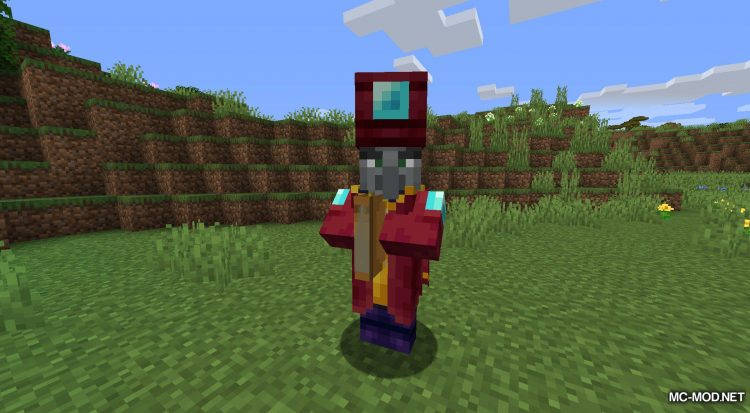 Stronghold Compass mod for Minecraft (2)
